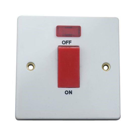45A shower switch