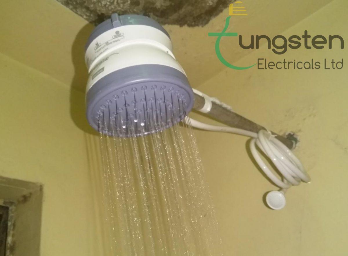 Enerbras Enerducha 3 range instant shower