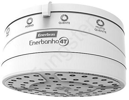 Enerbras Enershower 4 range instant shower