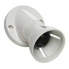 angle bulb holder