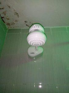 Shower Pressurizer