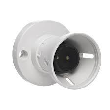 straight bulb holder