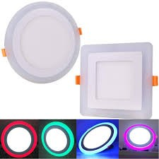 LED Gypsum Two Colour panel light