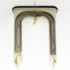 Lorenzetti undersink heating element