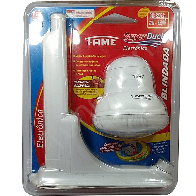 fame instant shower