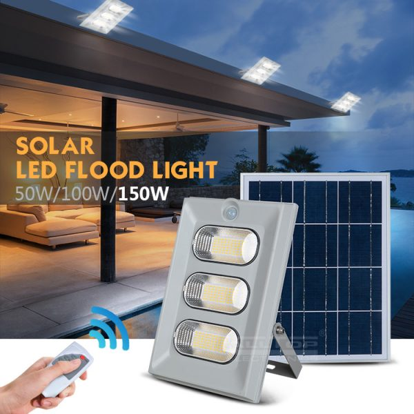 Solar Floodlight| Inbuilt motion sensor| Delivery| Installation| Kenya| Affordable