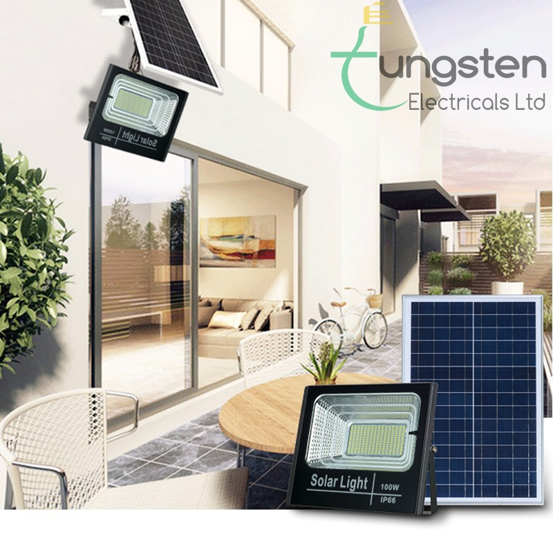 Solar LED Floodlights| Kenya| Delivery| Installation| Outdoor Lighting| 0110032197