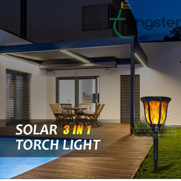 Solar Led Garden Light|Torchlight (DIY Installation)| Buy Now| Waterproof| Kenya