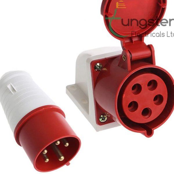 Industrial socket