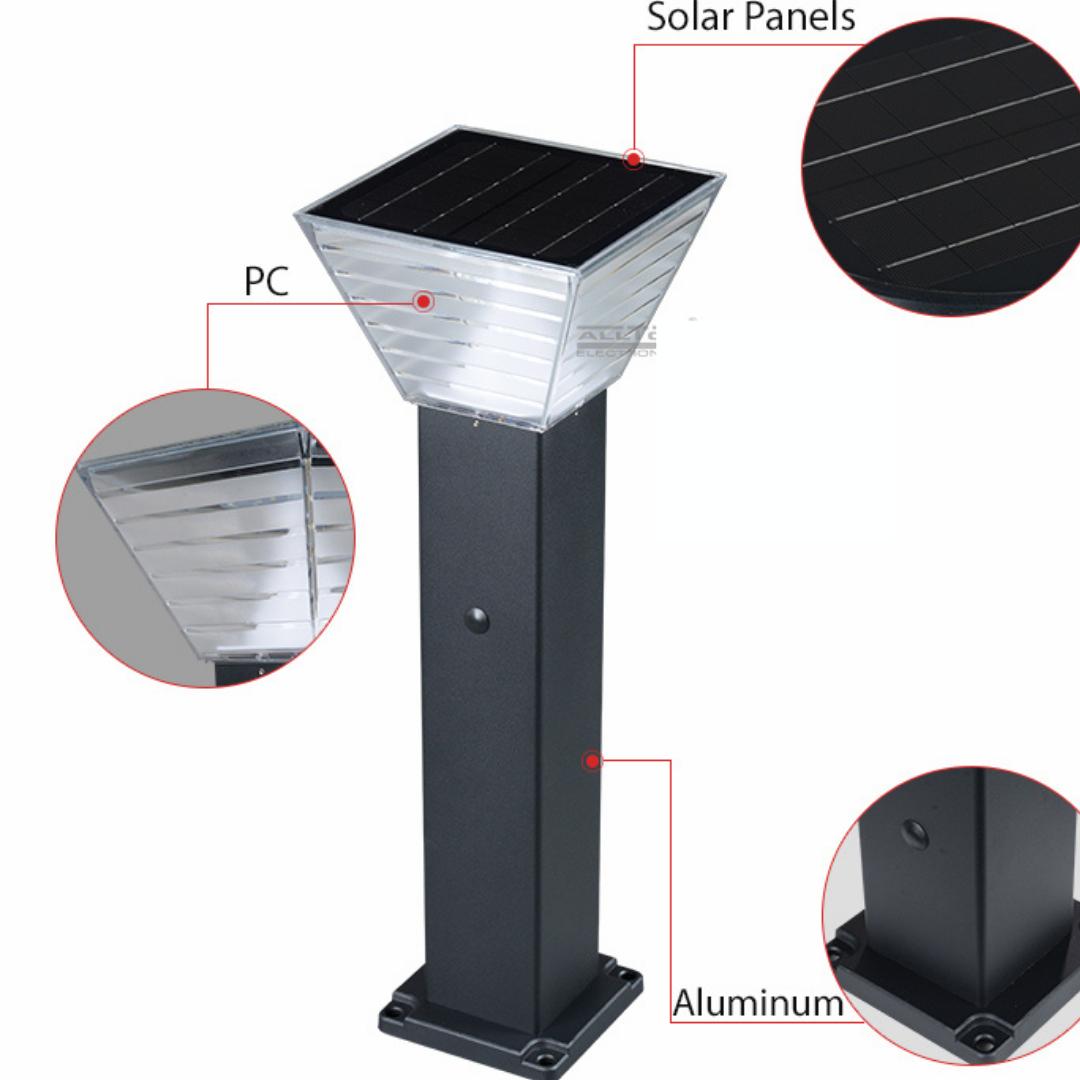 5Watts Solar Garden Light (4)