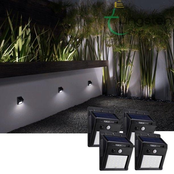 3Watts Solar Wall Light