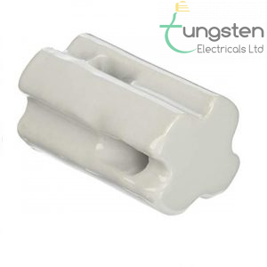 Ceramic Strainer Insulator |Bullnose| Electric fence equipment