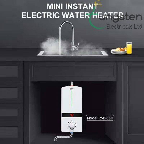 Anlabeier tankless sink heater